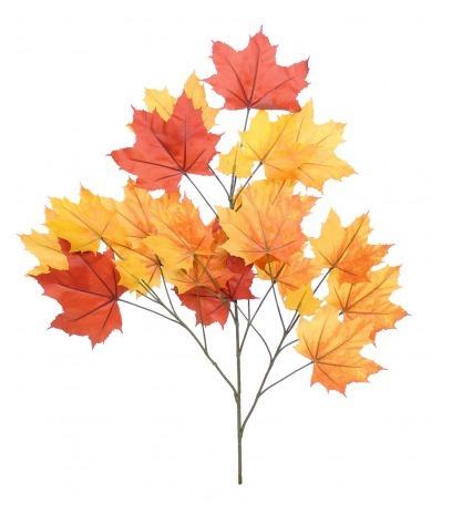 feuille-platane-artificielle-automne